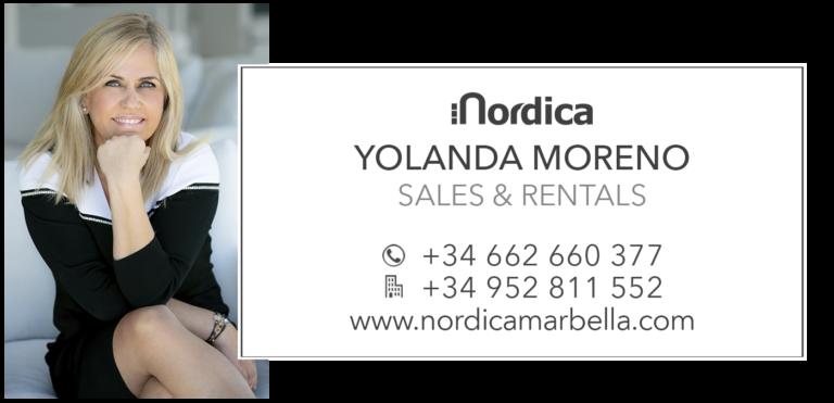 Nueva Andalucia Sales Agent