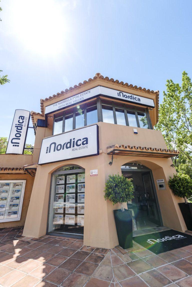 Oficina de Nordica en Nueva Andalucia