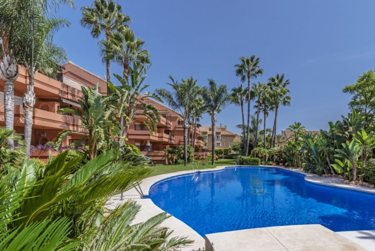 For sale in El Embrujo Marbella